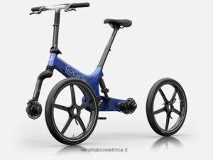 gocycle top di linea delle bici elettriche pieghevole